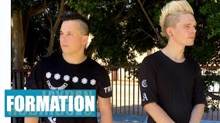 FORMATION - Beyonce Dance Choreography | Jayden Rodrigues James Deane JROD