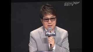 "[SSTV] 조용필 쇼케이스 'Hello' 컴백 ""심장이 바운스 바운스 된다"""
