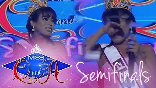 It's Showtime Miss Q & A Semifinals: Elsa Droga enters the grand finals!