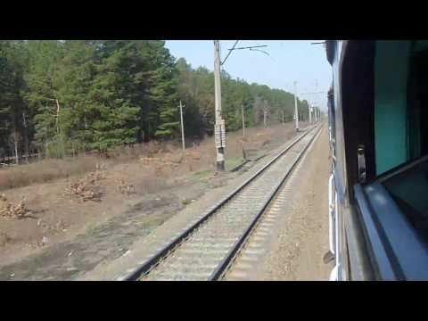 "Travelling with Train Kiev-Berlin ""Smugglers' Express"" through Ukraine"