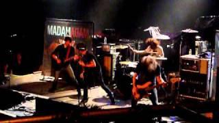 "Madam Adam ""Sex Ain't Love"" Trocadero Theatre, Philadelphia, PA 12/31/10 live concert"