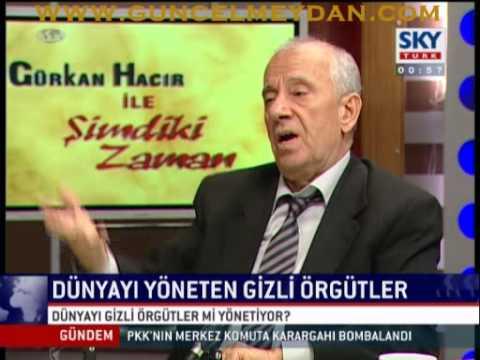 Türk Bilderbergleri - Dünyayı Yöneten Gizli Örgütler  Blm1