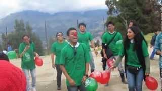 Animal Particular en el CUMIS Atipayán, Huaraz Dic. 2012