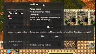 Alchemy System - Avatar Online