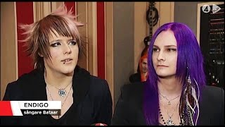 We're on Swedish TV!!   BatAAr INTERVIEW - TV4 (My band!)