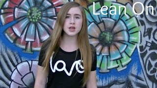 Lean On - Major Lazer - Cover by Samantha Potter