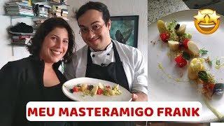 Desafiando o MasterAmigo FRANK a fazer um prato vegano! | Drica na Cozinha