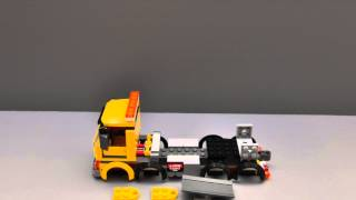 Lego City 60018 Build