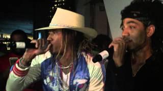 "FUTURE ""trap niggas"" (DS2 NYC Listening with Travis Scott, DJ ESCO, & Metro Booming)"