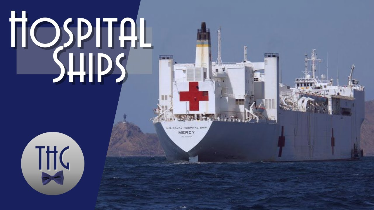Mercy and Comfort : A History of Hospital Ships