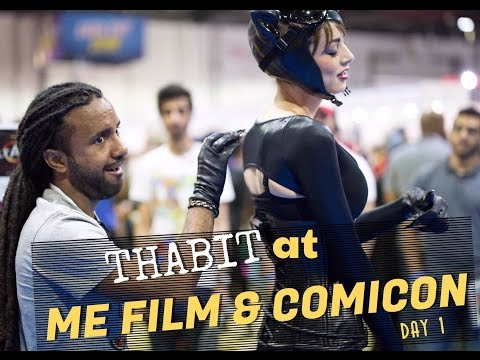 Thabit at MEFCC 2015 [ Day 1 ]