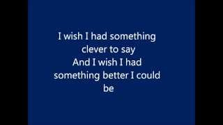 Passenger - Night Vision Binoculars lyrics