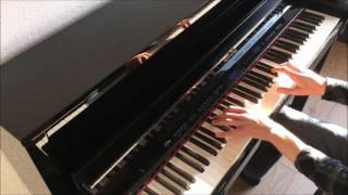 Somnus -  Final Fantasy XV Piano Cover Yoko Shimomura