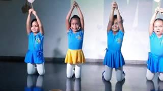 Lari ballet Estrela Baby