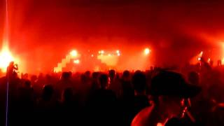Laurent Garnier - The Man With The Red Face I Love Techno 2009
