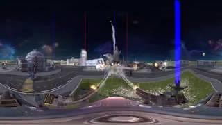 Fujin Attack [VR 360 4K] ☢ WR (War Robots)