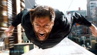 The Wolverine  2013  All Fight Scenes [Edited]