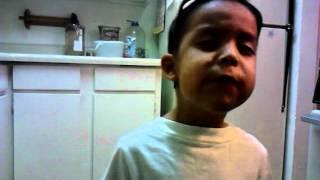 R&B Baby Sergio singing