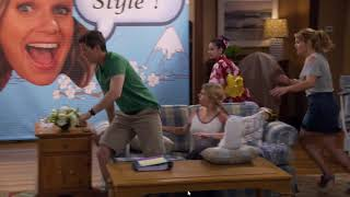 Kimmy Gibbler is Japanese S3E2 Fuller house