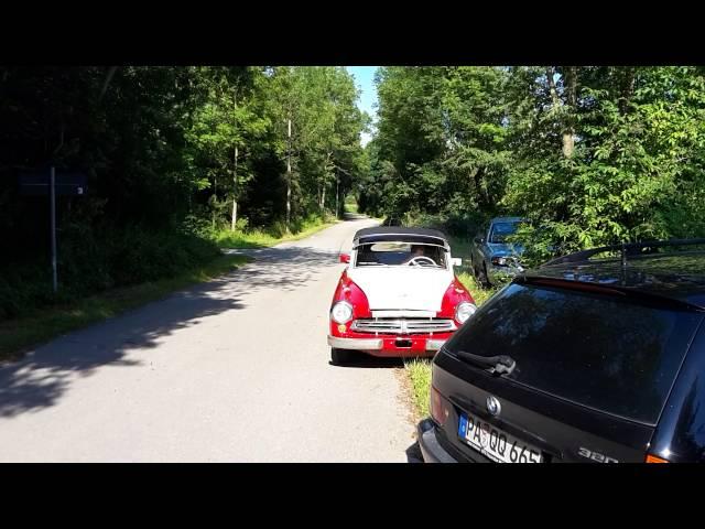Wartburg 311 cabrio