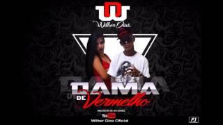 Wilker dias rap -  DAMA DE VERMELHO ♫♪