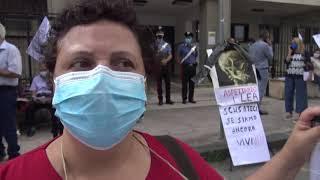 VIBO VALENTIA: I CITTADINI PROTESTANO PER SEDE 118 A NICOTERA