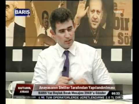 Türkiye ve Dünya Gündemine Genel Bakış. Ankara Barosu Başkanı Av. Metin FEYZİOĞLU