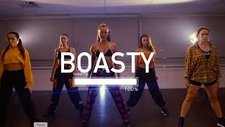Wiley, Sean Paul, Stefflon Don - Boasty ft. Idris Elba Choreography by: Oriana Siew-Kim