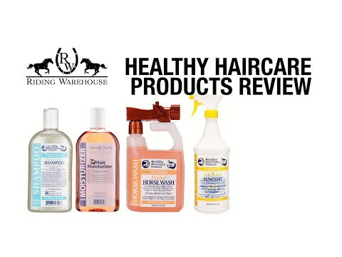 Review: Healthy Hair Care Horse Grooming Products