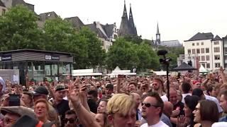 Erasure Live @Cologne Pride 2017 – Always