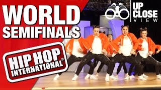 (UC) Bubblegum - New Zealand (Junior Division) @ HHI's 2015 World Semis