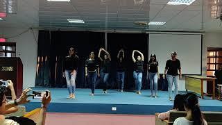 Taki Taki , Abu Zada Choreography| Nidhi & Shivani