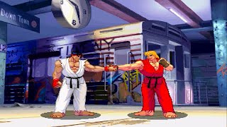 Street Fighter III: 3rd Strike Special Intros