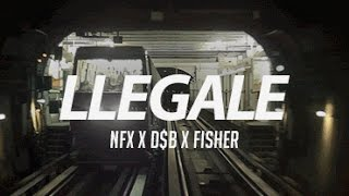 NFX X DESEB X FISHER - LLEGALE (2017) #Trap