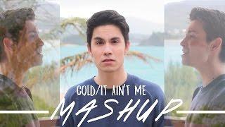 Cold/It Ain't Me MASHUP (Maroon 5/Selena Gomez) - Sam Tsui
