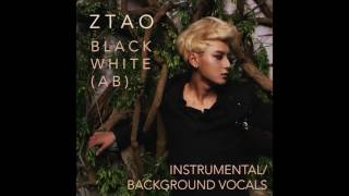 ZTAO Black White (AB) (Instrumental/Background Vocals)