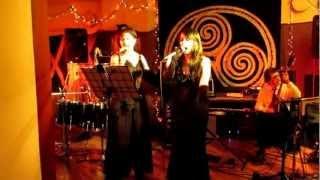 """Schiarazulla Marazulla /A Carolina"" live at Samain Party 2012"