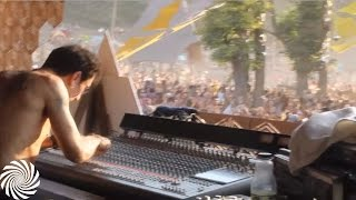 Eat Static LIVE show @ Ozora Festival 2015