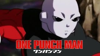 Jiren Becomes One Punch Man