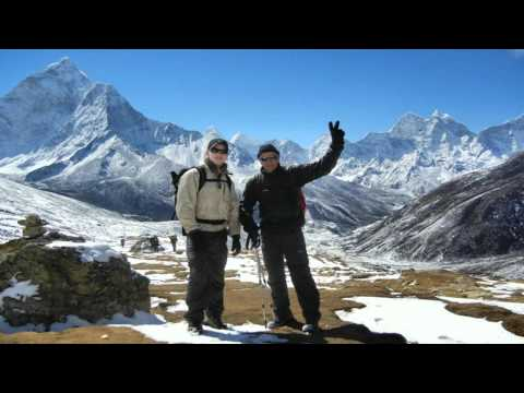 Mt Everest base camp trek