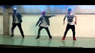 Chris Brown - Came To Do ft. Akon (Dance cover)