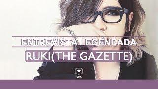 [PT-BR] Entrevista para a MTV81 com Ruki(the GazettE) legendada em português