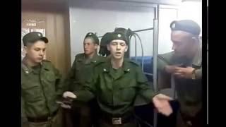 Chetko zachital RXP v kazarme  U soldata TALANT