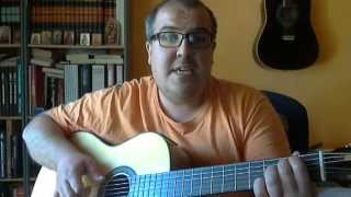 José Afonso -  Venham mais cinco (Cover by Manny)