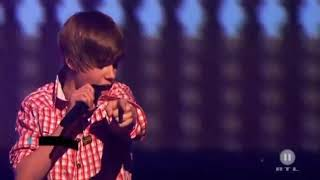 Justin bribery baby baby song(official)