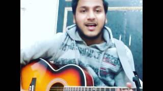 Raat ka Nasha Abhi || Ashoka || unplugged || Shubham Shrivastava || Guitar cover