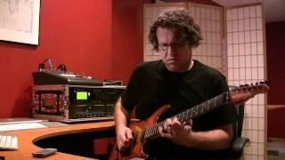 Axe-FX II - Zion Classic Guitar - EMG Mahogany - like Pensa Suhr MK
