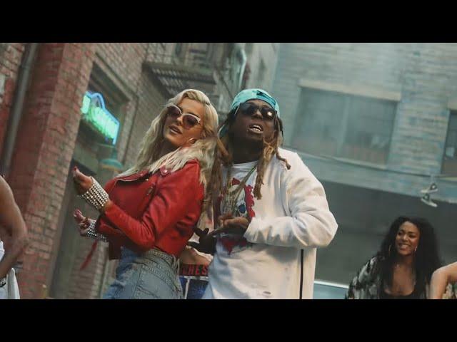 Videoclip oficial de 'The Way I Are', de Bebe Rexha y Lil Wayne.