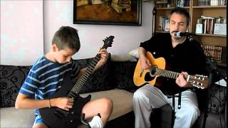 Green,green grass of home - Tom Jones,cover  Laza i Denis