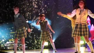 Show do Carrossel no Circo Tihany - Mexe Mexe 21/04